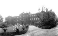 Brentwood, Hackney Schools 1903