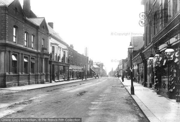 Brentwood, High Street 1903
