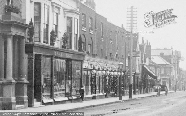 Brentwood, High Street 1903  (Neg. 50221M)  © Copyright The Francis Frith Collection 2005. http://www.francisfrith.com