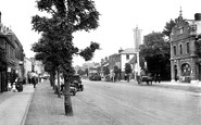 Brentwood, High Street 1921
