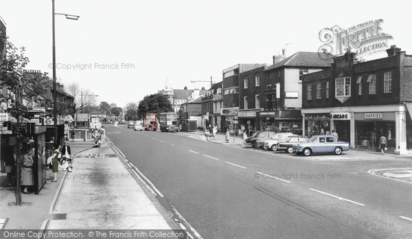 Brentwood, High Street c.1965