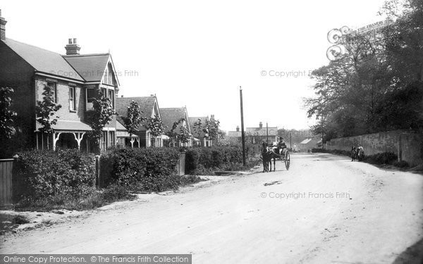 Brentwood, Ingrave Road, The Bungalows 1907