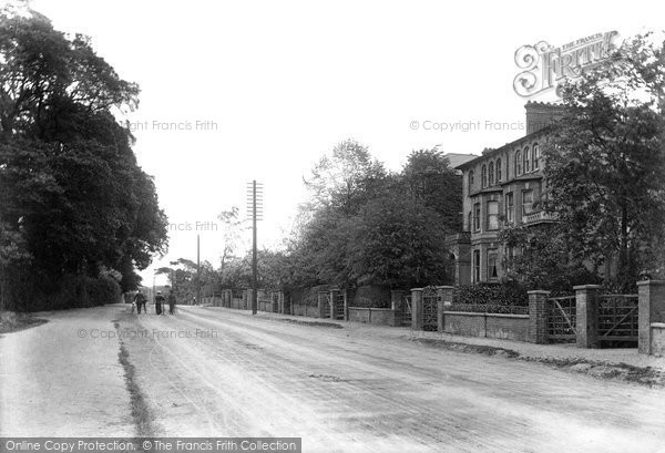 Brentwood, London Road 1907