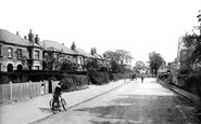 Brentwood, Ongar Road 1907