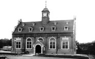 Brentwood, Poplar Training School Dining Hall, Hutton 1909