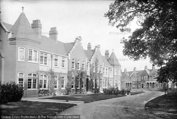 Brentwood, Poplar Training School, Hutton 1909