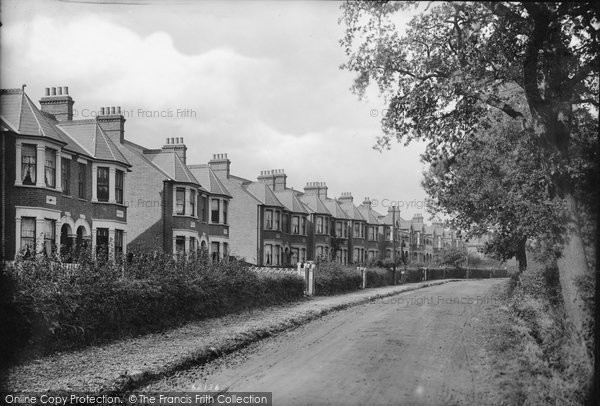 Brentwood, Priests Lane 1909