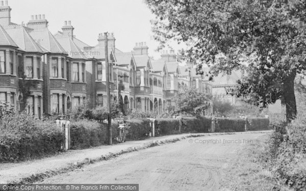 Priests Lane, Brentwood, 1809  (Neg. 62136M)  © Copyright The Francis Frith Collection 2005. http://www.francisfrith.com