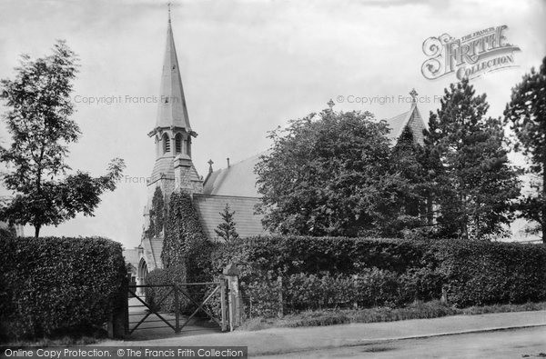 Brentwood, Roman Catholic Church St Helen's 1896