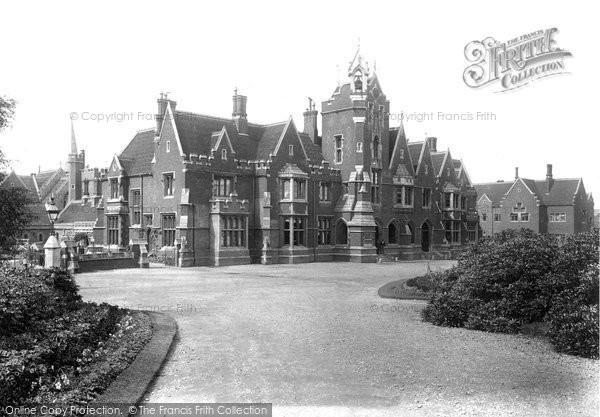 Photo of Brentwood, The Asylum 1897