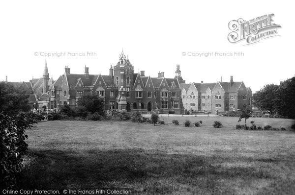 Brentwood, The Asylum 1897