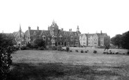 Brentwood, The Asylum 1897