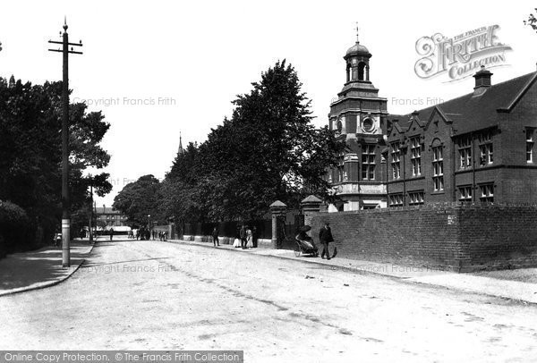 Brentwood, The Grammar School 1910