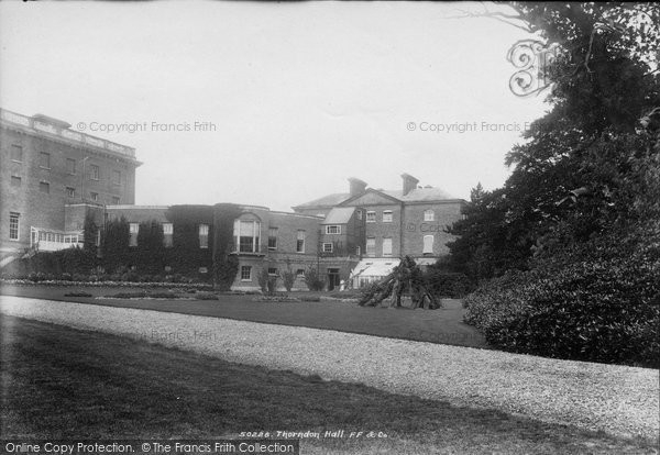 Brentwood, Thorndon Hall 1903