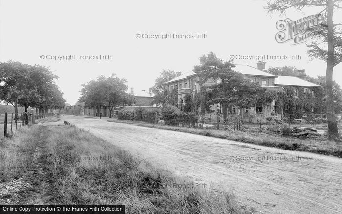 Brentwood, Warley Barracks 1897