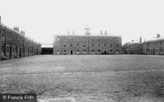 Brentwood, Warley Barracks Parade Ground 1897