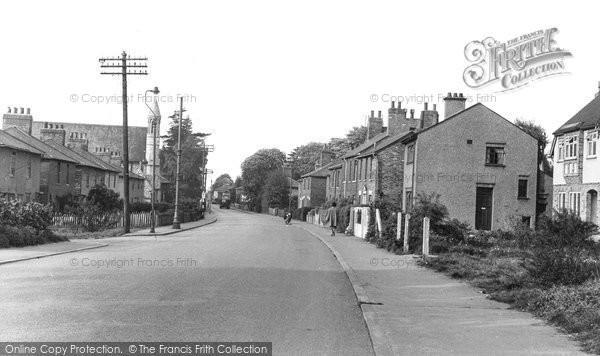 Brentwood, Warley Hill c.1955