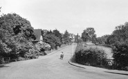 Brentwood, Weald Road c.1955