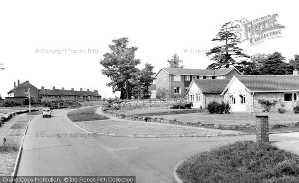 Brewood, Four Ashes Road c.1965