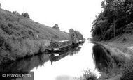 Brewood, The Canal c.1965