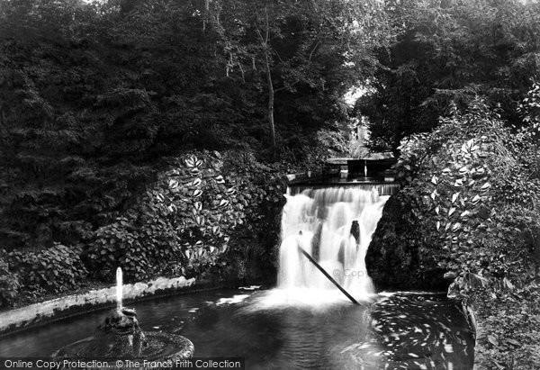 Bridge, Bifron Park Cascade 1903