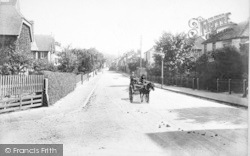Bridge, Canterbury Hill 1903