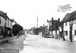 Bridge, High Street 1903