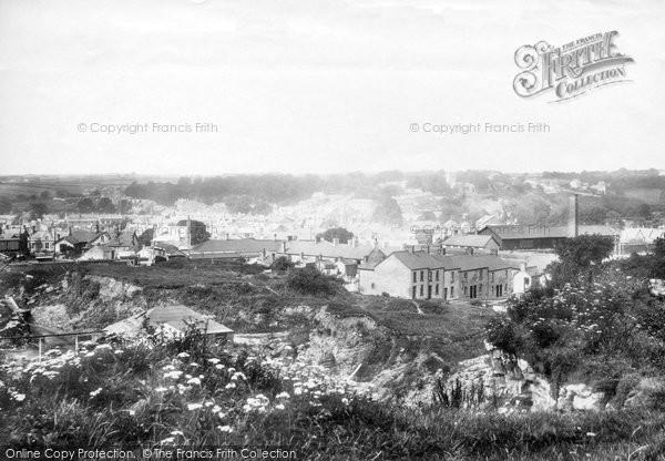 Photo of Bridgend, 1901