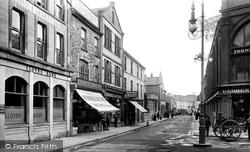 Adare Street 1910, Bridgend