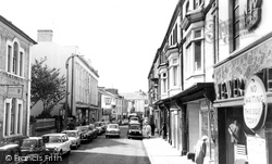 Adare Street c.1965, Bridgend