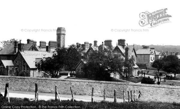 Bridgend, Angelton Asylum 1898