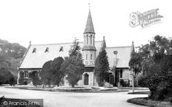 Angelton Asylum Church 1898, Bridgend