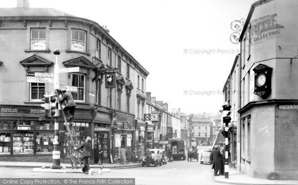 Bridgend, Caroline Street 1938