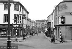 Caroline Street c.1950, Bridgend