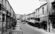 Bridgend, Caroline Street c.1965