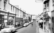 Bridgend, Caroline Street c1965