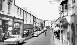 Caroline Street c.1965, Bridgend