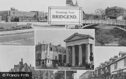 Bridgend, Composite c.1955