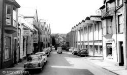 Derwen Road c.1960, Bridgend