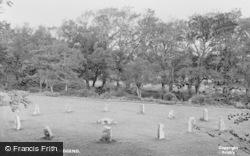 Bridgend, Druid's Stones c.1955