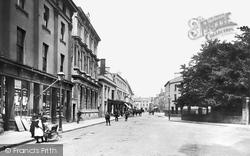 Dunraven Place 1898, Bridgend