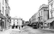 Bridgend, Dunraven Place 1910