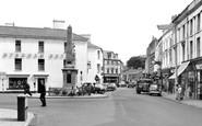 Bridgend, Dunraven Place c1960