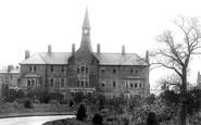 Bridgend, New Asylum 1899