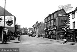 Nolton Street c.1950, Bridgend