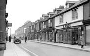 Bridgend, Nolton Street c.1955