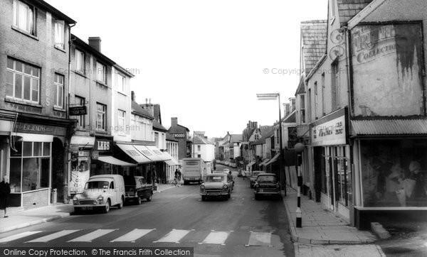 Bridgend, Nolton Street c.1963