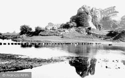 Ogmore Castle 1901, Bridgend