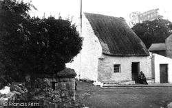 Old Cottage 1910, Bridgend
