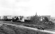 Bridgend, Parc Gwyllt Hospital 1899